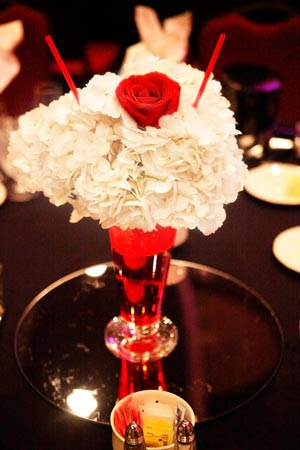Martini Centerpiece